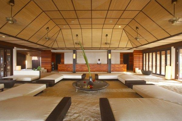 Lily Beach Resort & Spa In Maldives Architecture Design