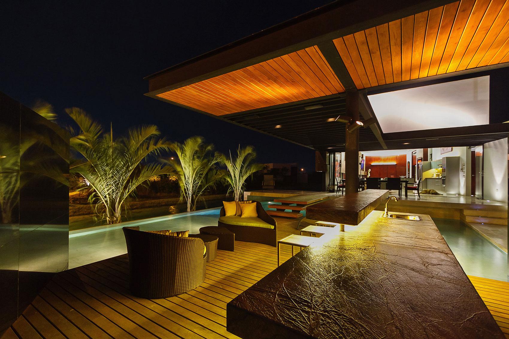 PL2 House in Merida Yucatan Mexico  Architecture  Design