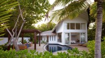 Viceroy Maldives Vagaru Island Architecture & Design