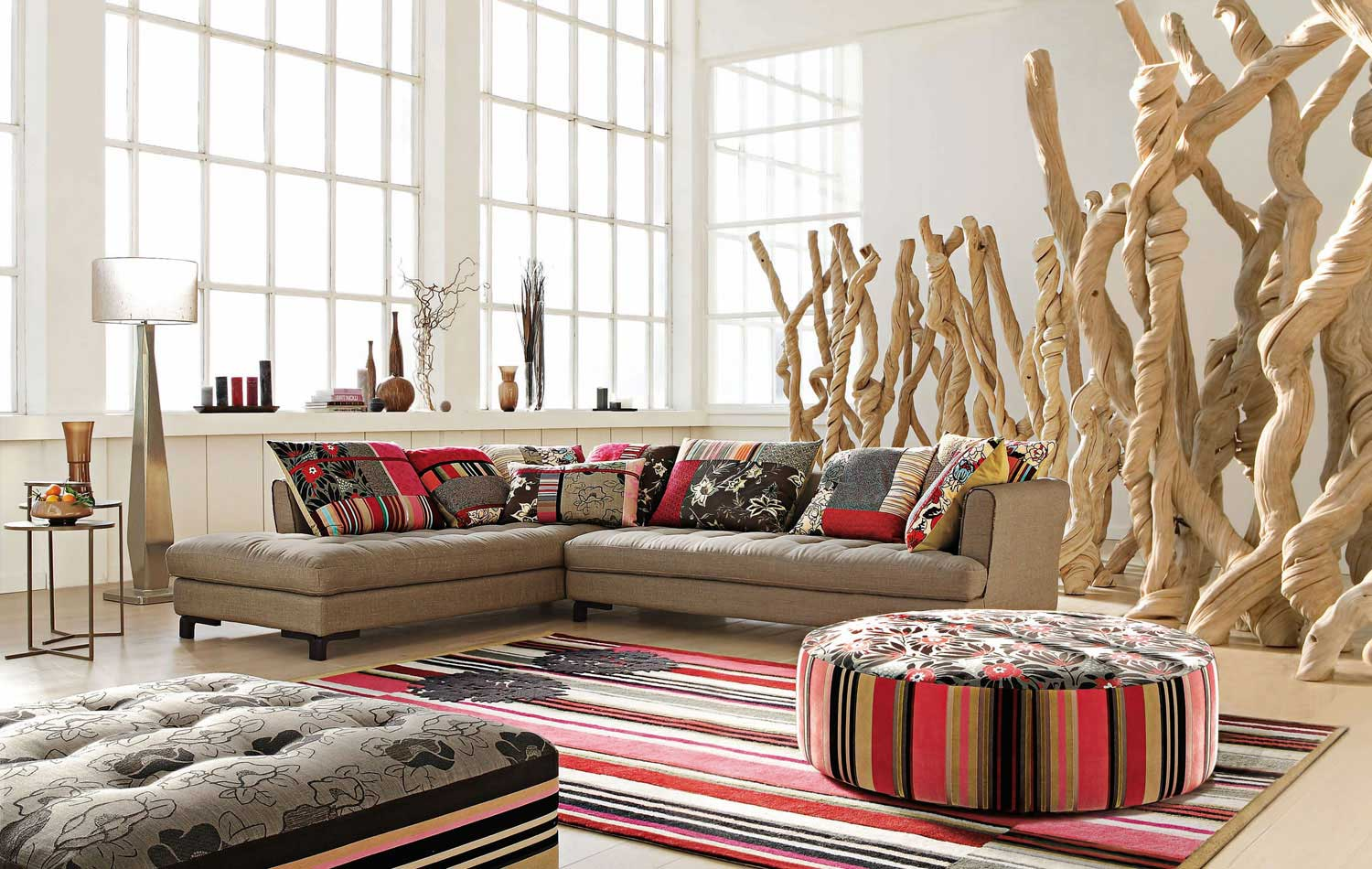 Living Room Inspiration 120 Modern Sofas by Roche Bobois Part 13  Architecture  Design