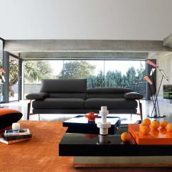 Contemporary Sofas For Living Room Small Leather Sofa Inspiration 120 Modern By Roche Bobois