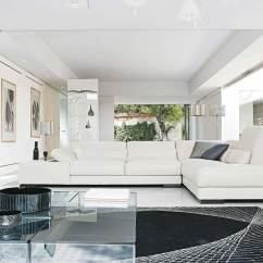White Sofa Modern Living Room Cheap Sets 5 Seater Inspiration 120 Sofas By Roche Bobois