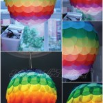 20 Amazing Diy Paper Lanterns And Lamps Architecture Design