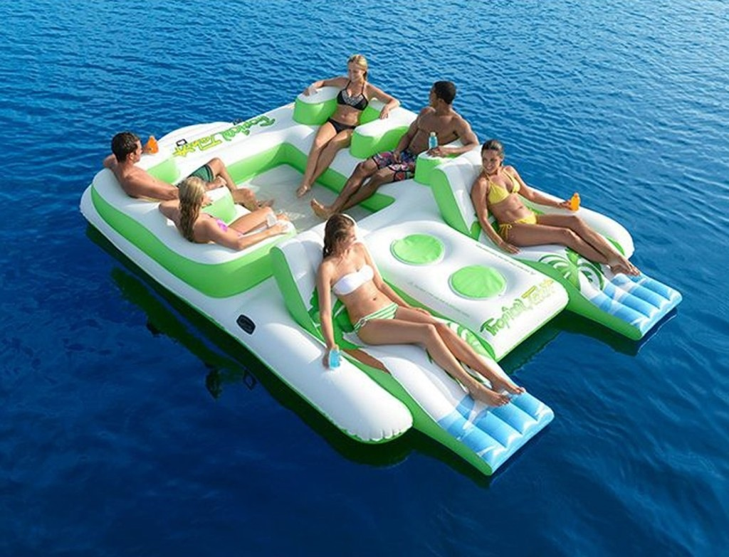 inflatable water chairs for adults leather tub chair 26 awesome and crazy inventions architecture design