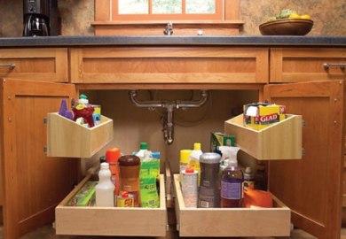 Kitchen Base Cabinet Frame