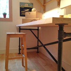 Chair Stool Combo Coffee Shop Chairs 20 Diy Desks That Really Work For Your Home Office | Architecture & Design