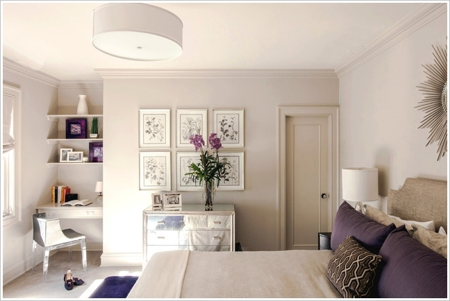 10 Awesome Ideas to Design a Bedroom with an Alcove  Architecture  Design
