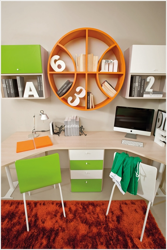 15 Creative and Cool Kids Bedroom Furniture Designs