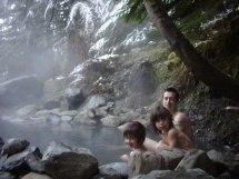 Natural Hot Springs Washington
