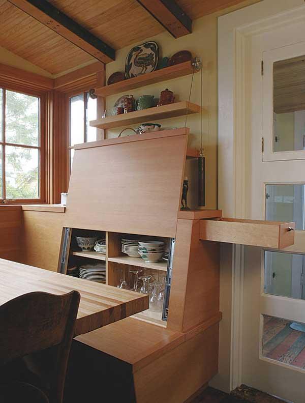 20 Top Secret Spots For Hidden Storage Around Your House  Architecture  Design