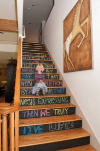 Top 25 Home Stairs Decorating DIY Projects | Architecture ...