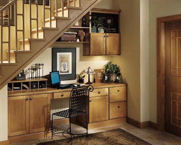 42 Under Stairs Storage Ideas For Small Spaces Making Your | Bar Counter Design Under Stairs