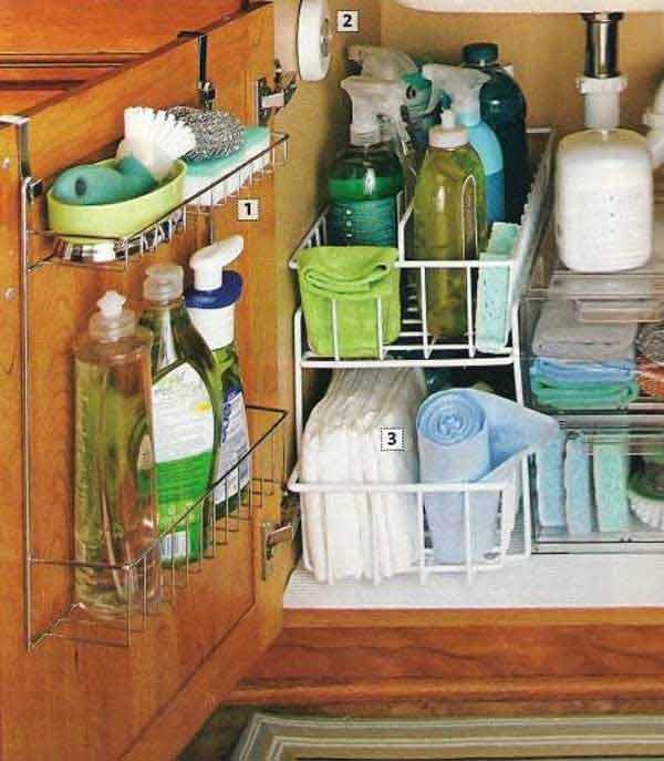 diy kitchen sink ideas