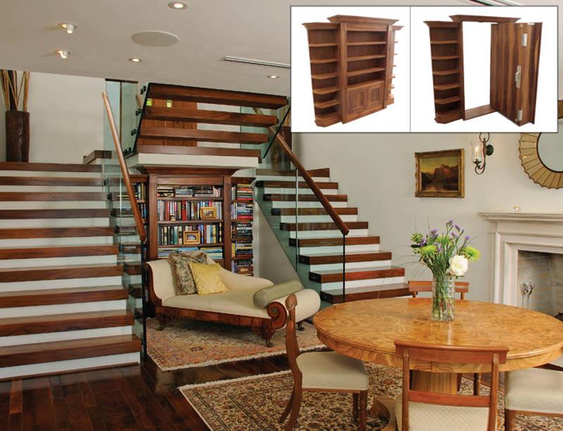 Floor Plans Secret Rooms