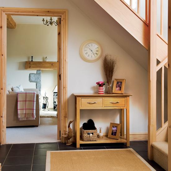 Furniture Design Under Stairs