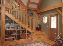 42 Under Stairs Storage Ideas For Small Spaces Making Your ...
