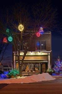Top 46 Outdoor Christmas Lighting Ideas Illuminate The