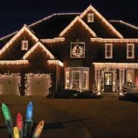 Top 46 Outdoor Christmas Lighting Ideas Illuminate The ...