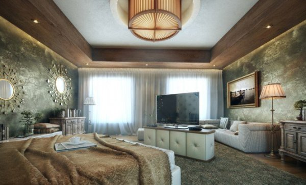master bedroom ceiling design Eye-Catching Bedroom Ceiling Designs That Will Make You Say Wow | Architecture & Design