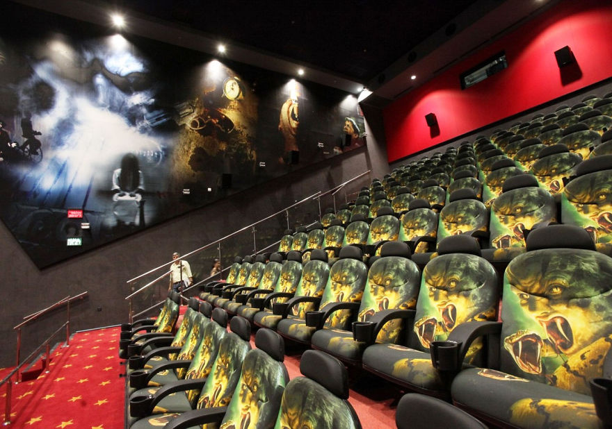 25 Of The Most Beautiful Cinemas Around The World   Architecture & Design