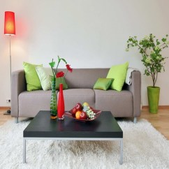 One Sofa Living Room Ideas Kerala Home Interior Design 15 Ideal Designs For Low Budget Rooms Architecture Table Rug Can Create Your Own With The Least Money Impressive Point Of This Is That Pillows Has Same