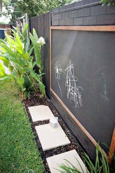 diy makeover backyard landscaping project 25 Playful DIY Backyard Projects To Surprise Your Kids