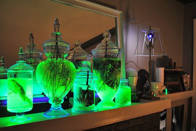 DIY Fairy Glow Jars Make Perfect Night Lights  Architecture  Design