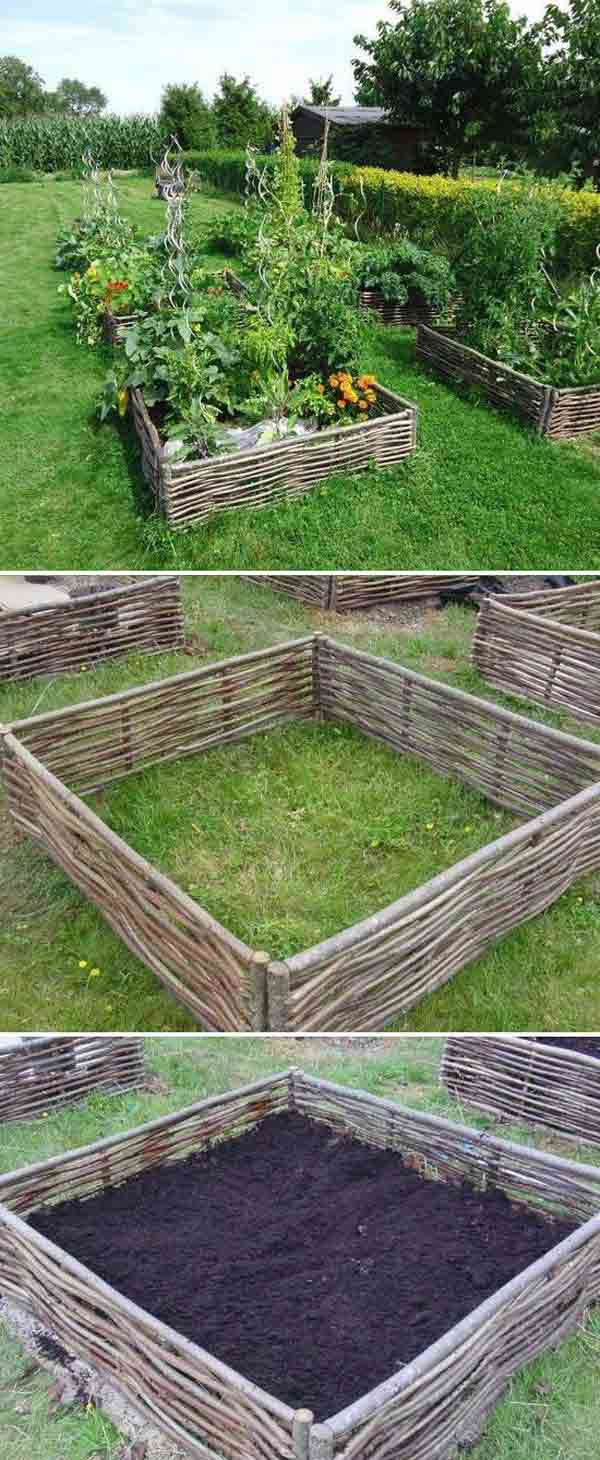 Top 28 Surprisingly Awesome Garden Bed Edging Ideas Architecture