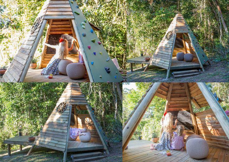 How Build Garden Chair