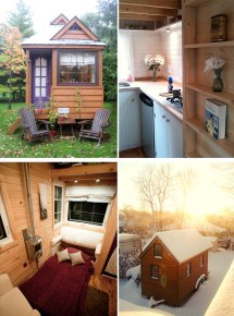 Tiny Homes Make Of Little Space