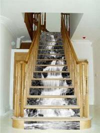 20 DIY Wallpapered Stair Risers Ideas To Give Stairs Some ...