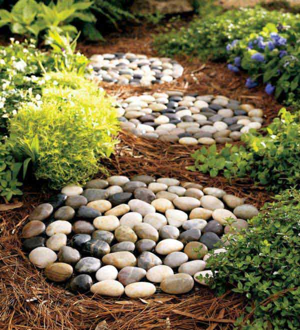 35 Amazing Ideas Adding River Rocks To Your Home Design  Architecture  Design