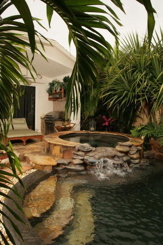 30 Beautiful Backyard Ponds And Water Garden Ideas Architecture Amp Design