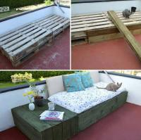 25+ Awesome Outside Seating Ideas You Can Make with ...