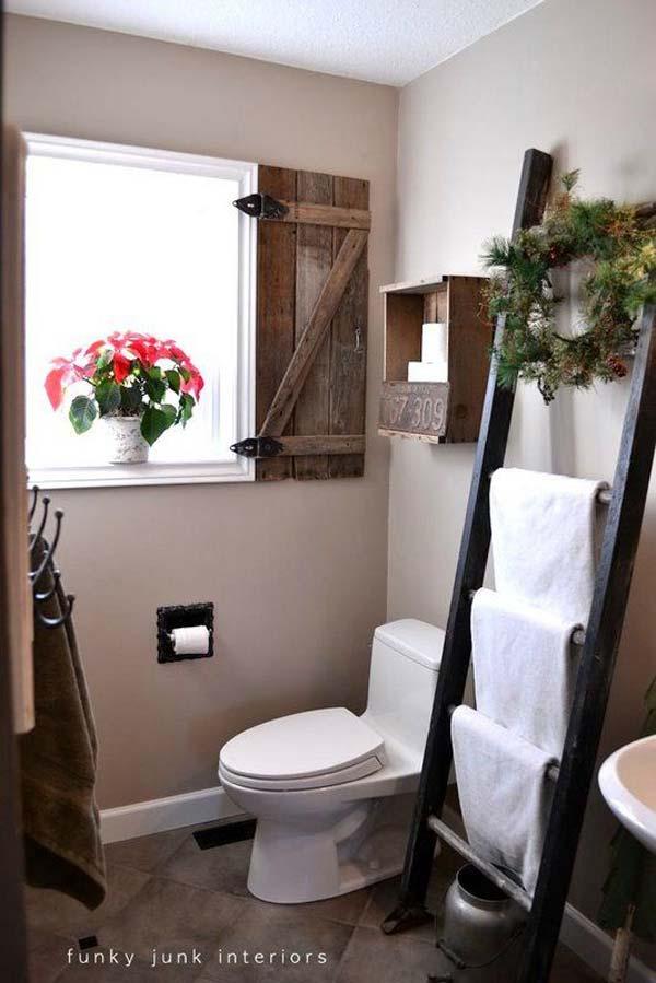 30 Amazingly DIY Small Bathroom Storage Hacks Help You Store More  Architecture  Design