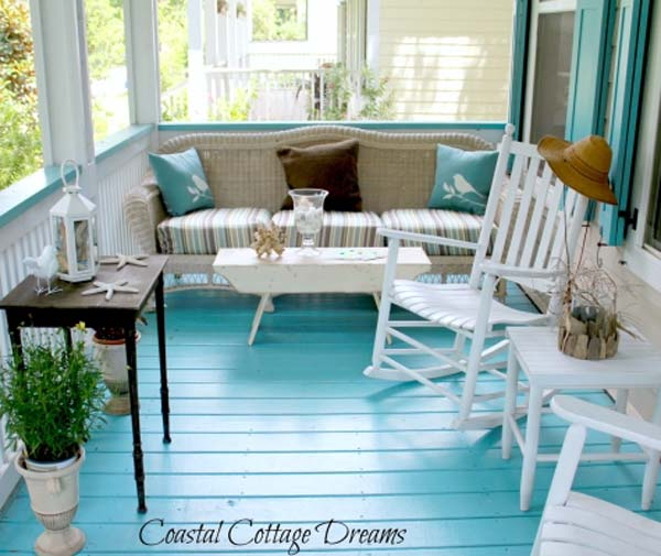 Small Porch Swing