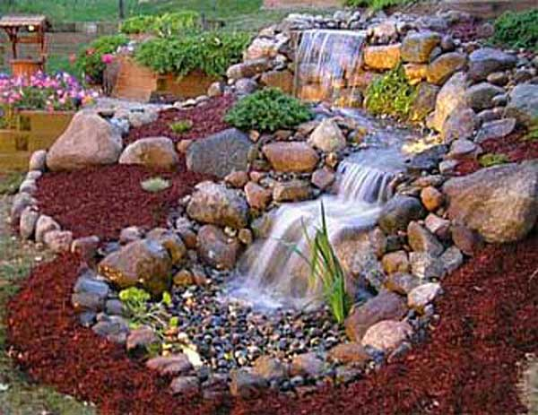 25 DIY Water Features Will Bring Tranquility & Relaxation To Any