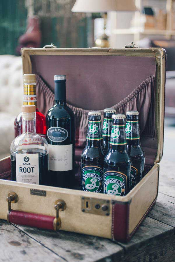 30 Fabulous DIY Decorating Ideas With Repurposed Old Suitcases  Architecture  Design