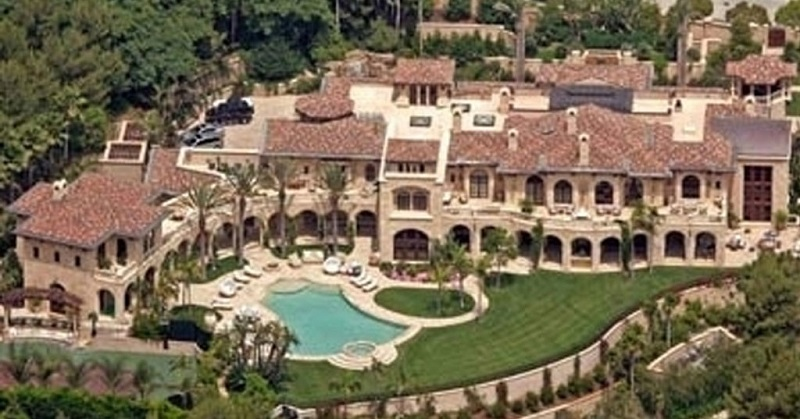 20 Most JawDropping Gorgeous Movie Star Homes  Architecture  Design