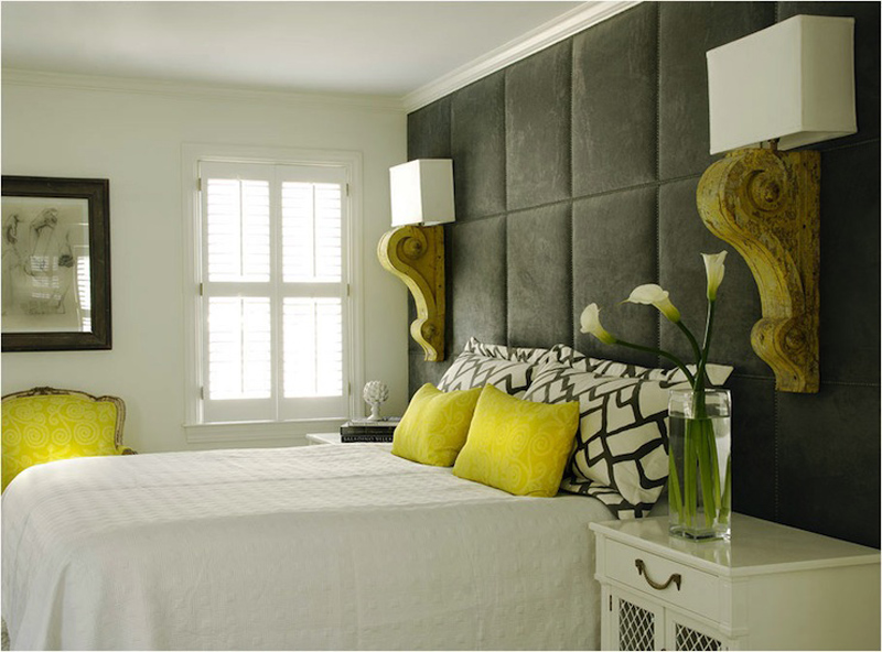 Check out refinery29 for the best bedroom decor ideas! 25+ Fabulous Bedroom Ideas For Floor To Ceiling Headboards