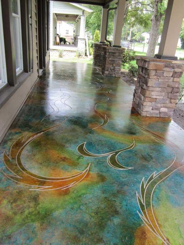 30 Amazing Floor Design Ideas For Homes Indoor  Outdoor