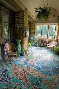 30+ Amazing Floor Design Ideas For Homes Indoor & Outdoor ...