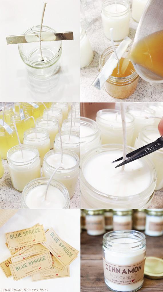 30 Brilliant Diy Candle Making And Decorating Tutorials
