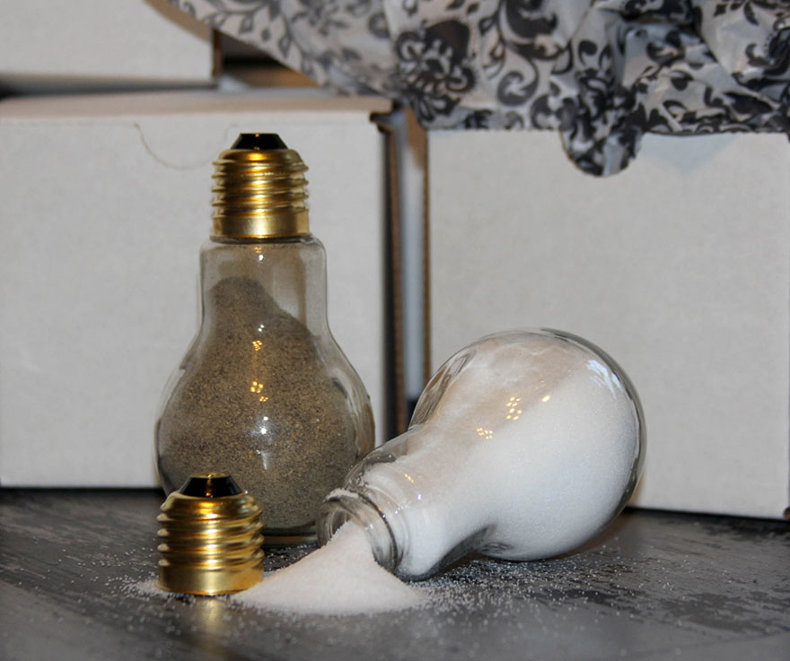 Recycle Light Bulb