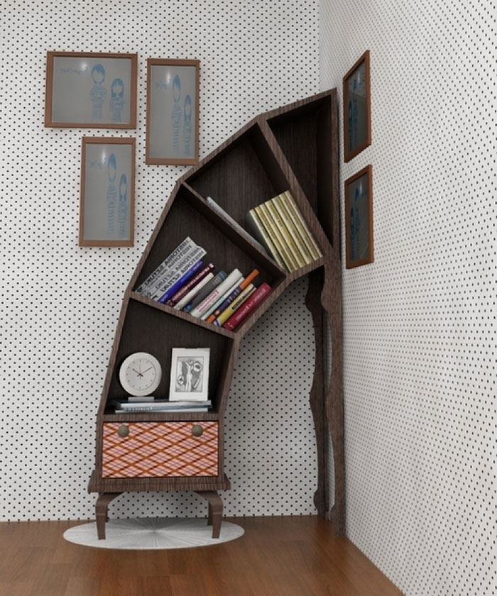 50+ Of The Most Creative Bookshelves Ever