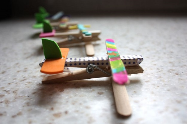 30 DIY Clothespin Crafts That Will Blow Your Mind