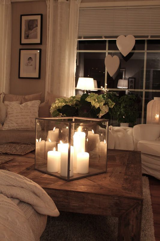 Pillar Candle Holders For Fireplace Fireplace Design Ideas 20+ Super Modern Living Room Coffee Table Decor Ideas That