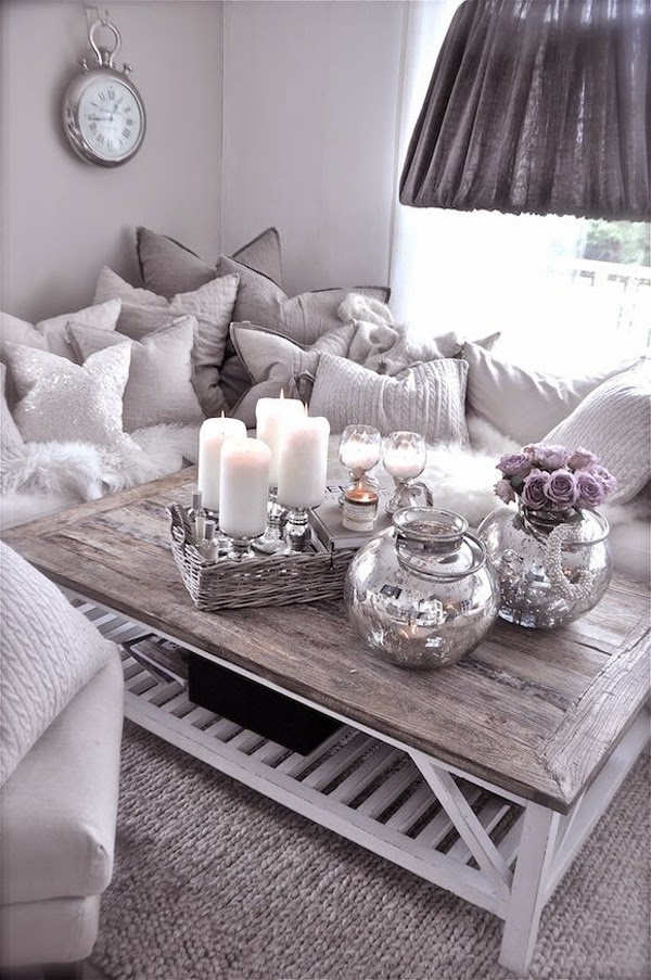 diy living room table decor modern gray ideas 20 super coffee that will ad 07 stunnung decoration