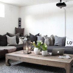 Living Room Table Decor Gray Laminate Flooring 2 20 Super Modern Coffee Ideas That Will Ad 11 Nordic