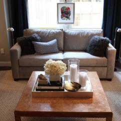 Living Room Table Decor Blue Sofa 20 Super Modern Coffee Ideas That Will Ad 16 Simple Cozy